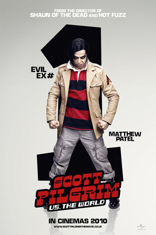 Scott Pilgrim: The Evil Exes