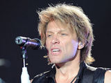 Bon Jovi performing live at the Palais Omnisport of Paris-Bercy arena in Paris, France
