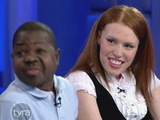 Gary Coleman and Shannon Price on Tyra