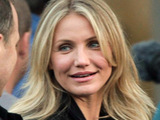 Cameron Diaz promoting her new film 'Knight and Day'