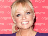 Emma Bunton at the Arqiva Commercial Radio Awards at the Park Plaza Hotel