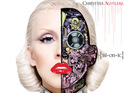 Christina Aguilera's record label denies panicking over low sales of her latest album.