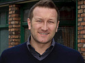Phil Collinson will stay as Corrie's producer until at least 2013.