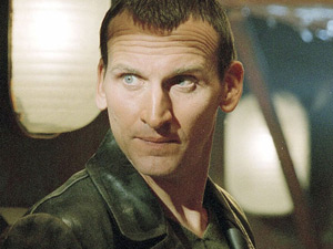 The Ninth Doctor from Doctor Who