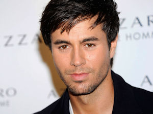 Enrique Iglesias attends the Azzaro Pour Homme party held in Madrid, Spain