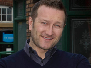 Corrie Producer Phil Collinson