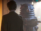 Doctor Who S05E13: The Big Bang - The Doctor and a Dalek