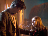 Doctor Who S05E13: The Big Bang - The Doctor and Amelia Pond