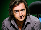 Richard Hammond presenting Top Gear