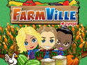 An iPhone version of Zynga's social networking title FarmVille is now available as a free application.