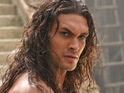 Jason Momoa discusses playing the mythic barbarian in the 2011 movie.