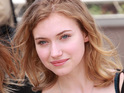 Imogen Poots talks about starring in next year's remake of 1985 horror-comedy Fright Night.