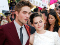 "Kristen Stewart and Robert Pattinson's relationship is ""on the rocks"", according to a source."