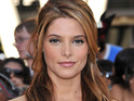 Twilight star Ashley Greene is photographed kissing a mystery man in LA.