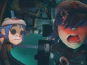 The Gorillaz premiere their new single to conicide with their UK tour.
