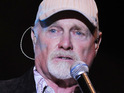Rock legends The Beach Boys are accused of miming during a headline gig in Australia.
