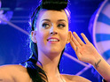 Katy Perry says that she wrote 'California Gurls' as a response to Jay-Z's glorification of New York.