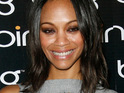 Zoe Saldana is in talks to play Mark Ruffalo's wife in J.J. Abrams's Infinitely Polar Bear.