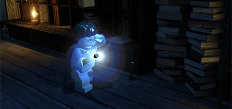 Gaming Review: LEGO Harry Potter: Years 1-4