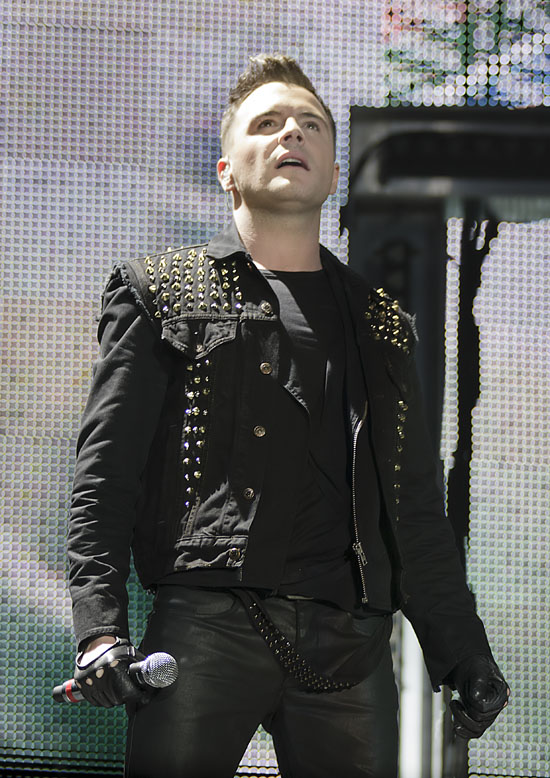 Shane Filan - The Westlife singer is 31 today