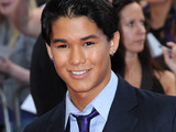 Booboo Stewart at the Twilight Eclipse UK Premiere