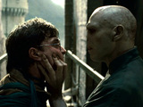 Harry Potter and Lord Voldermort from Harry Potter And The Deathly Hallows