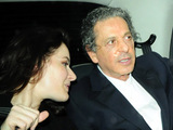 Nigella Lawson and Charles Saatchi