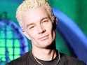 James Marsters and girlfriend of six years Patricia Rahman tie the knot in LA.