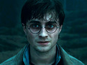Daniel Radcliffe as Harry Potter in Harry Potter And The Deathly Hallows