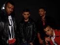 "JLS insist their new album does not have a ""US sound"" to it."