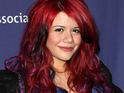 "Allison Iraheta says that she feels ""more comfortable"" on her current tour with Adam Lambert."