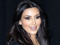 Kim Kardashian denies recent rumors linking her to Kanye West and One Tree Hill's Michael Copon.