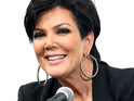 "Kris Jenner says that Khloe Kardashian is good at putting on a ""game face""."