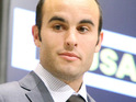 Landon Donovan separates from wife Bianca Kajlich.