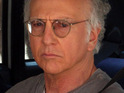Larry David says he is able to express his more outrageous opinions through his Curb Your Enthusiasm character.