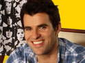 "TV presenter Steve Jones claims that he is ""still in the mix"" to present The X Factor USA."