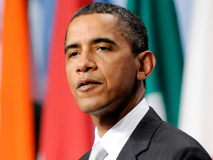 U.S. President Barack Obama at the conclusion of the G20 Summit