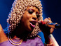 "Kelis ""really excited"" about UK shows"