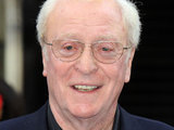 Michael Caine at the UK premiere of 'Inception'