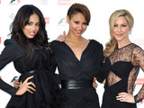 The Sugababes at The F1 Party