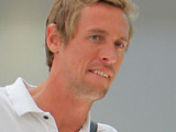 Peter Crouch arrives to catch flight at Nice Cote d&#39;Azur Airport with his girlfriend, France