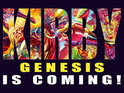 Kurt Busiek is announced to be joining Alex Ross for their Kirby: Genesis collaborative project.