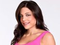 Bethenny Frankel reportedly plays down the suggestion that she could strip for Playboy.