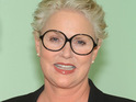"Sharon Gless says that she is ""thrilled"" to pick up an Emmy nomination for her role in Burn Notice."