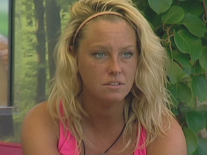 Big Brother 11 090710 Josie Gibson