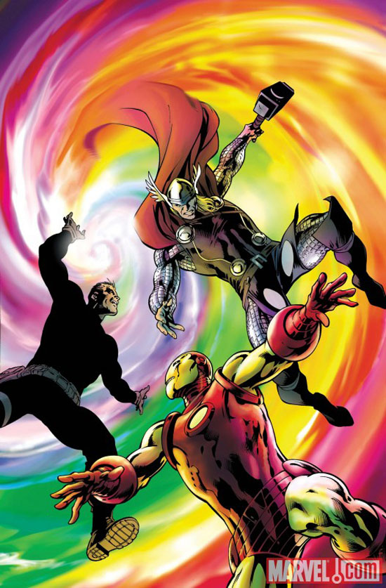 Comics Gallery: Avengers Prime 2 Preview