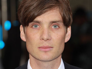 Cillian Murphy at the UK premiere of 'Inception'