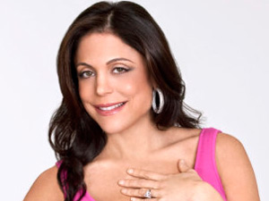 Bethenny Frankel from Bethenny Getting Married?