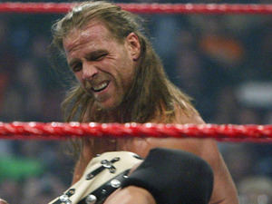 Shawn Michaels - The WWE legend will be 45 on Thursday