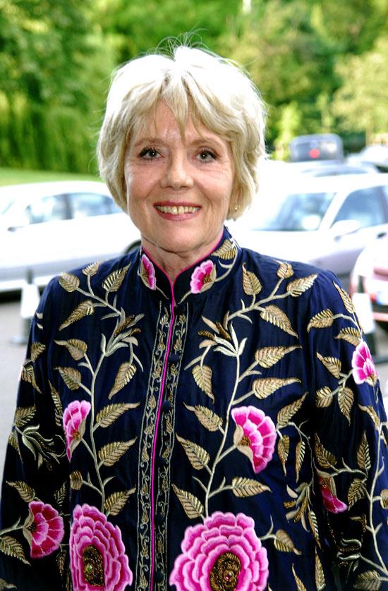Dame Diana Rigg